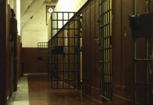 De cellen in het Lloyd hotel, de jeugdgevangenis